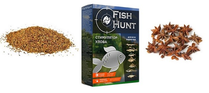 FISH HUNT в Красногорске